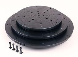 Sherline 3728LAZ 12'' 3D Scanning Plate for CNC Rotary Table