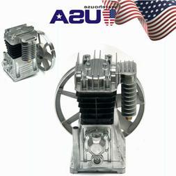 3HP Piston Cylinder Air Compressor Pump Motor Head Air Tool