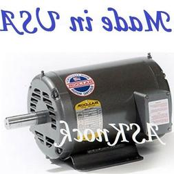 3Phase MOTOR for Air Compressor Drill Press Scooter Crasher