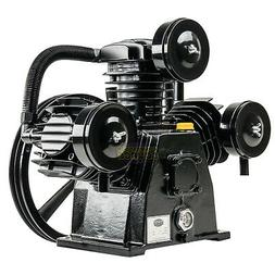 4 - 5 HP Replacement Air Compressor Pump Single Stage 3 Cyli