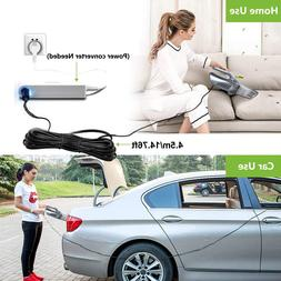 4 In 1 High Power Portable Wet And Dry Car Vacuum Cleaner Wi