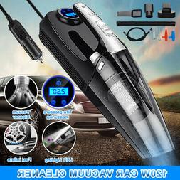 4-in1 Car Vacuum Cleaner 4000Pa Wet &Dry Handheld With Auto