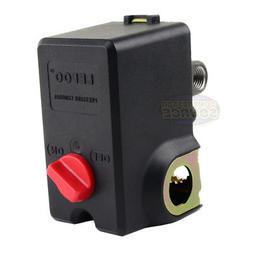 4 Port Air Compressor Pressure Switch Control Valve 140-175