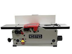 """Cutech 40160HC-CT 6"""" Bench Top Spiral Cutterhead Jointer wit"""