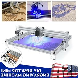 40x50cm mini laser engraving machine 500mw marking