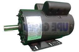 5 HP 21 FL Amp electric motor for air compressor 56 Frame 7/