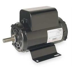 5 HP 3450 RPM R56Y Frame 208-230V Air Compressor Motor - Cen