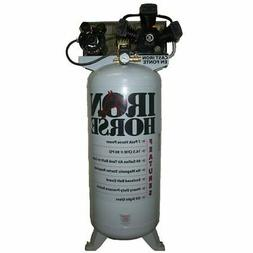 Iron Horse 5-HP 60-Gallon Single-Stage Air Compressor