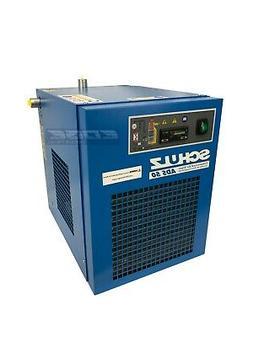 SCHULZ 50 CFM REFRIGERATED COMPRESSED AIR DRYER, 10HP & 15HP