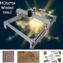 500mw 40 50cm laser engraving marking machine