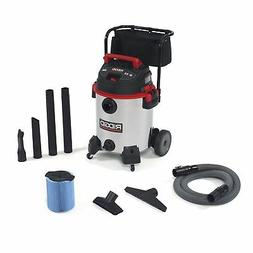 RIDGID 50353 1610RV Stainless Steel Wet Dry Vacuum, 16-Gallo