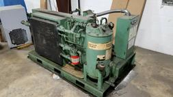 GARDNER DENVER 50HP SCREW AIR COMPRESSOR - No Reserve