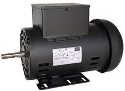 New 5HP Electric Motor for air Compressor 56 Frame 3440 RPM