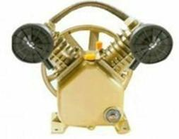 5Hp Replacement Twin Dual Two Double Cylinder Pump Unit for