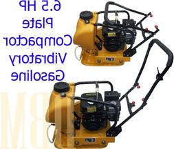 6.5 HP Plate Compactor Water Tank