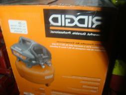 RIDGID 6 Gal. Portable Electric Pancake Compressor