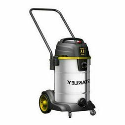 Stanley 8 Gallon 6 Horse Power Stainless Steel Wet/Dry Vacuu
