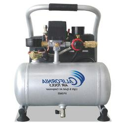 California Air Tools 6 HP 1 Gallon Light and Quiet Portable