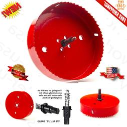 6 inch 150 mm Hole Saw Blade For Cornhole Boards Corn Hole D