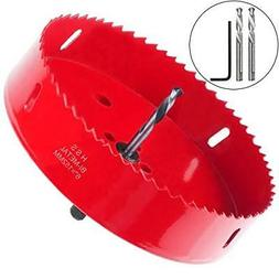 6 inch Hole Saw for Making Cornhole Boards 152mm Corn Hole D