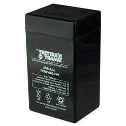 6 Volt, 2 Ah Sealed Lead Acid Battery