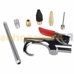 7 Pcs Air Compressor Blow Gun Nozzle Tip Needle Inflation Bl