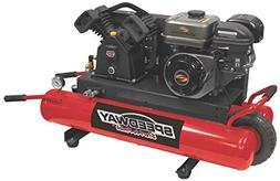 Speedway 7295 Gas Wheelbarrow Air Compressor, 6.5 hp