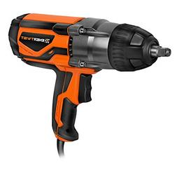 "EnerTwist 8.5 Amp 1/2"" Impact Wrench Corded Electric with Ho"
