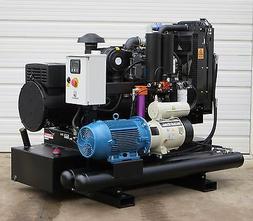 Air Compressor Generator Combo | Air-compressor