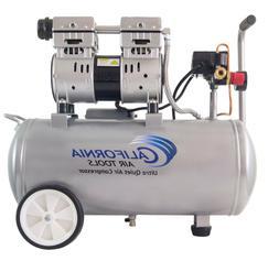 CALIFORNIA AIR TOOLS 8010 Ultra Quiet, Oil-Free, Lightweight