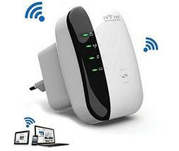 Drhob 300Mbps 802.11 Wifi Repeater Wireless-N AP Range Signa
