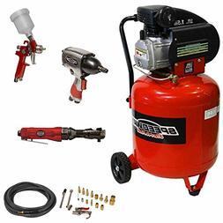 8502 vertical air compressor kit