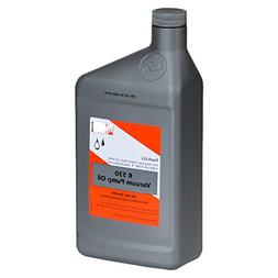 "UltraSource 884755 R 530 Vacuum Pump Oil, 30W , 9"" Height, 2"