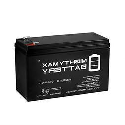 12V 8Ah Fire Alarm Control Panel Battery for Radionics D126