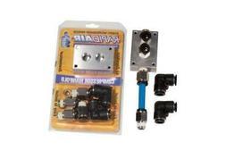 Rapidair 90200 Compressor Manifold Kit for 1/2-Inch Nylon Tu