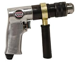 """Speedway 9957 Variable Speed Reversible Air Drill, 1/2"""""""