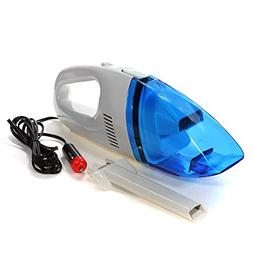 AUDEW Portable 12V Mini Car Wet Dry Handheld Vacuum Cleaner
