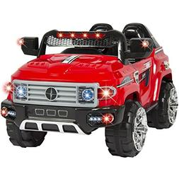 Best Choice Products 12V Kids Battery Powered RC Remote Cont