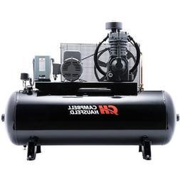 - Campbell Hausfeld Electric Stationary Air Compressor - 7.5