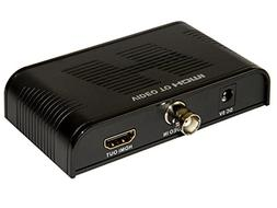 E-sds BNC to HDMI Video Converter Adapter for Security Camer