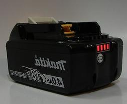 Genuine Makita BL1840B 18V 4.0Ah Lithium Ion LXT Battery Li-