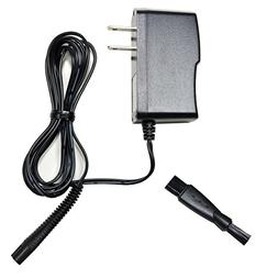HQRP AC Adapter Power Cord Charger for Braun Series 3 Model