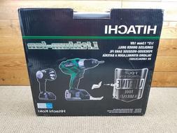Hitachi DS18DSAL 18-Volt Lithium Ion Compact Pro Driver Dril
