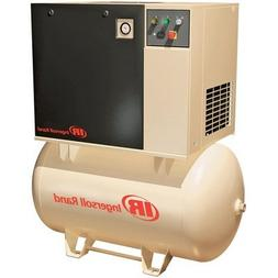- Ingersoll Rand Rotary Screw Compressor - 230 Volts, 3 Phas