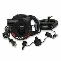 Intex Quick-Fill AC Electric Air Pump, 110-120 Volt, Max. Ai