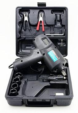 NEW Cal-Hawk HIGH POWER 12 Volt Mobile Impact Wrench w/ 4 So