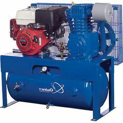 - Quincy QT-7.5 Splash Lubricated Reciprocating Air Compress