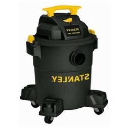 Stanley - 6-gal. Wet/dry Vacuum - Black