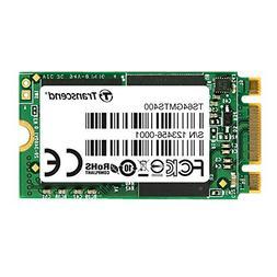 Transcend 64GB SATA III 6Gb/s MTS400 42 mm M.2 SSD Solid Sta