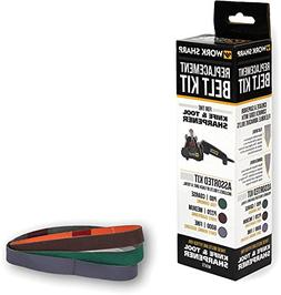Official Work Sharp Knife & Tool Sharpener Assorted  Replace
